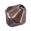 Copper Plate Spacer - Bicone