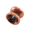 Copper Plate Spacer - Double Cup