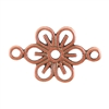 Copper Plate Connector - Daisy