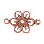 Copper Plate Connector - Daisy - Pkg of 2