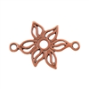 Copper Plate Connector - Lily
