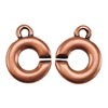Copper Plate Clasp - Slip Lock Heavy
