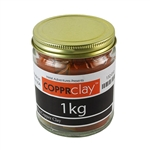 COPPRclay 1 kilogram - 1 package