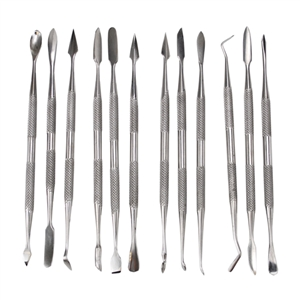 Double Ended Spatulas & Carvers - Set of 12