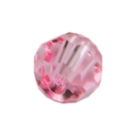 Crystal Light Rose - Round