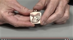 Project Video - Gingko Pendant