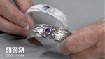 Project Video - EZ960 Layered Cuff Bracelet with Lisel Crowley