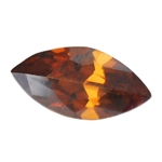 Cubic Zirconia - Smoked Topaz - Marquise 4mm x 8mm