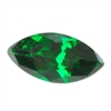 Cubic Zirconia - Columbian Emerald - Marquise 2mm x 4mm