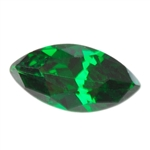 Cubic Zirconia - Columbian Emerald - Marquise 3mm x 6mm