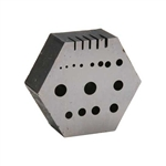 Anvil - Hexagon Riveting