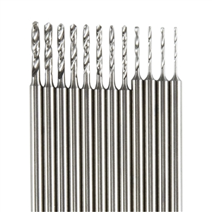 Twist Drill Set - 12 piece set