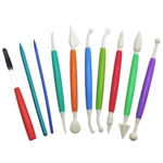 Metal Clay Pro-Design Tools - 10 Piece Set