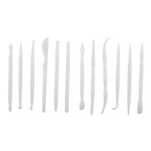 Metal Clay Pro-Design Tools Small - 12pc Set