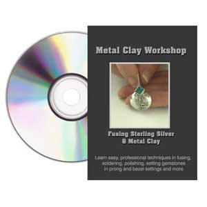 DVD: Fusing Sterling Silver & Metal Clay