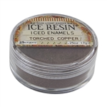 ICE Resin® ICED Enamels - Torched Copper - .25oz