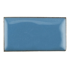 Medium Enamel Opaque Aqua Blue
