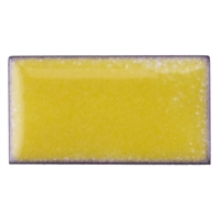Medium Enamel Opaque Buttercup Yellow
