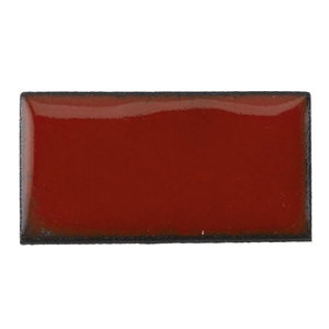 Medium Enamel Opaque Orient Red