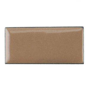Medium Enamel Opaque Chamois Brown