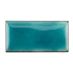 Medium Enamel Opaque Sea Foam Green