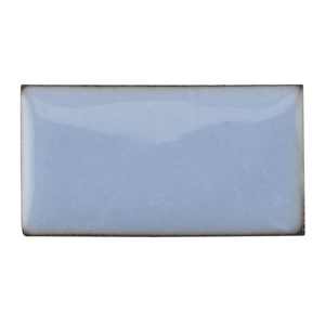 Medium Enamel Opaque Storm Blue