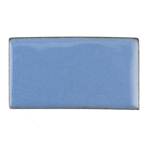 Medium Enamel Opaque Sky Blue