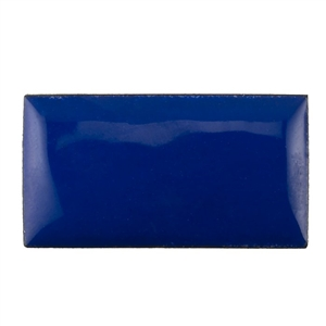 Medium Enamel Opaque Dark Blue