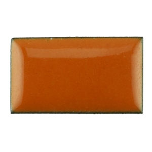 Medium Enamel Opaque #1850 Pumpkin Orange