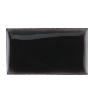 Medium Enamel Opaque Grisaille Black