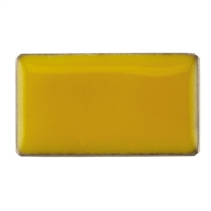 Medium Enamel Transparent Egg Yellow