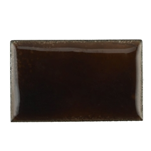 Medium Enamel Transparent Chestnut Brown