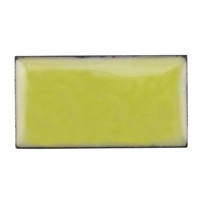 Medium Enamel Transparent Flax Yellow