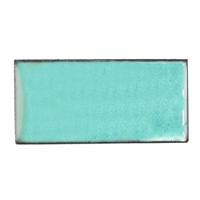 Medium Enamel Transparent Peppermint Green
