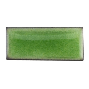Medium Enamel Transparent Spring Green