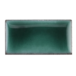 Medium Enamel Transparent Grass Green