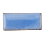 Medium Enamel Transparent Sky Blue