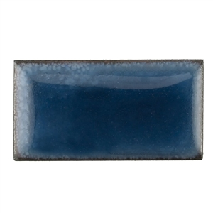 Medium Enamel Transparent Winter Blue