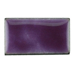 Medium Enamel Transparent Mauve Purple