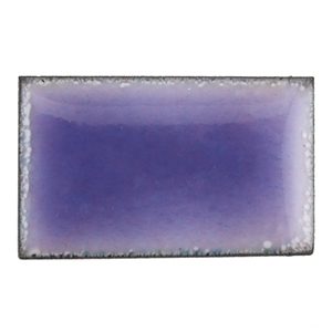 Medium Enamel Transparent Savor Purple