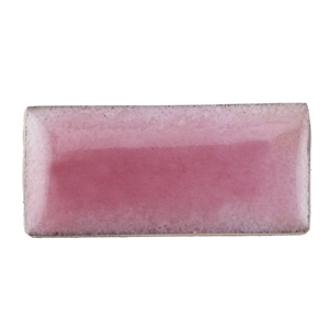 Medium Enamel Transparent Geranium Pink