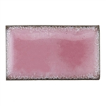 Medium Enamel Transparent Pink