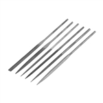 6 Piece Needle File Set - Cut 4