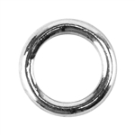 Sterling Silver Jump Rings - Round 4mm 22 gauge