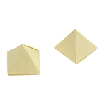 Wanaree Tanner Hollow Form - Refill Burnout Forms - 15mm Pyramid - Pkg/2