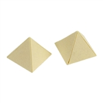 Wanaree Tanner Hollow Form - Refill Burnout Forms - 18mm Pyramid - Pkg/2
