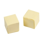 Wanaree Tanner Hollow Form - Refill Burnout Forms - 15mm Cube - Pkg/2