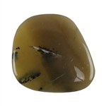 Natural Honey Opal Gemstone - Freeform Cabochon 19mm x 21mm Pkg - 1