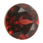 Natural Almandine Garnet 4mm Round - Pak of 2