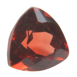 Natural Almandine Garnet 4x4mm Trillion Pkg - 2